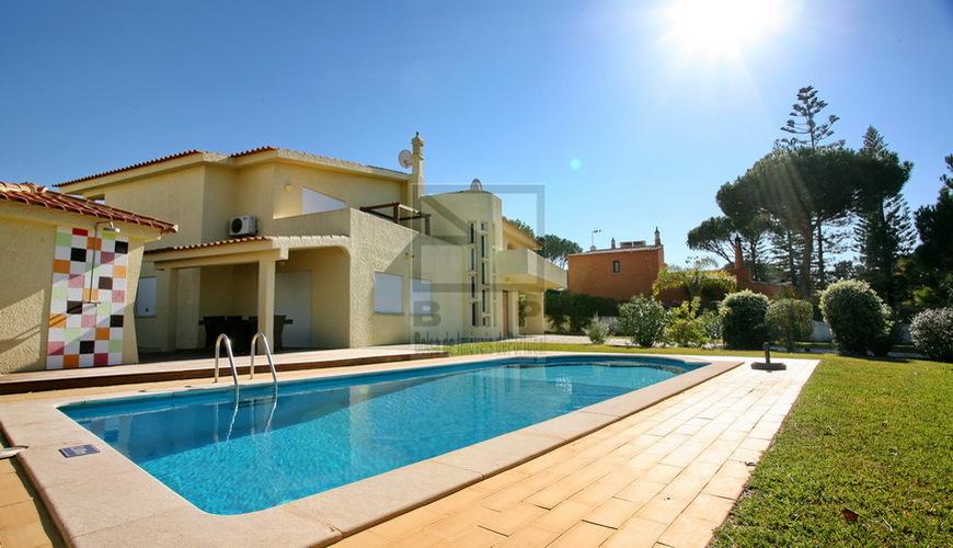 vente de villa centre Vilamoura Algarve Portugal