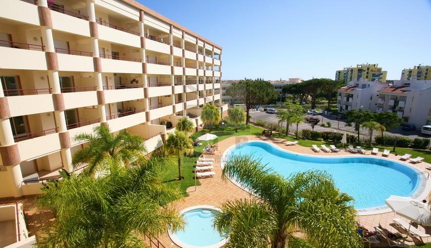 vente maison copropriete piscine vilamoura Algarve
