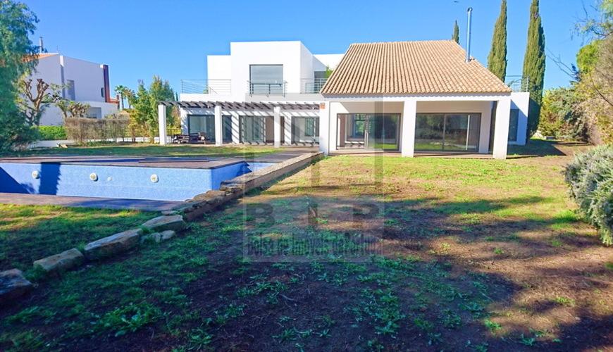maison de luxe 5 chambres vilamoura