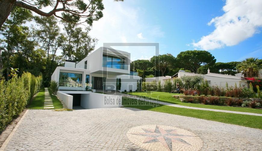 villa de 3 chambres ultra moderne vilamoura