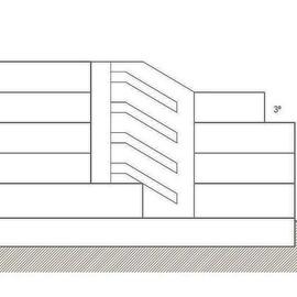 parcelle de terrain dans le centre de chercher la construction de 2 bâtiments