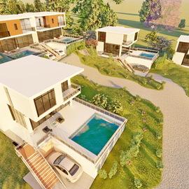 tarrain avec permition de construction de 5 maison proche de vilamoura et albufeira